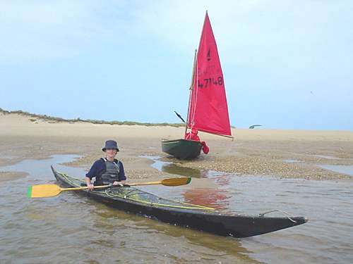 Kayarchy - sea kayak construction methods (1)