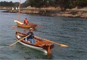 Kayarchy - sea kayaks vs  other small boats (1)