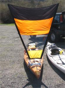 Kayarchy - sailing rigs for kayaks & canoes